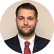 Photo of Logan Riley, Associate Director of Development, Estate and Gift Planning